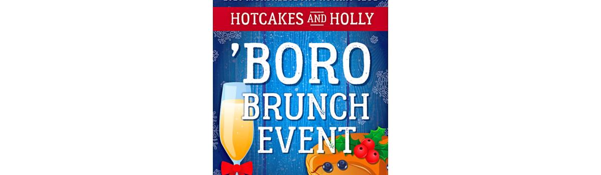 2020 Hotcakes & Holly